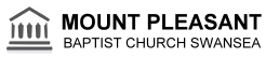 Mount Pleasant Baptist Church Swansea